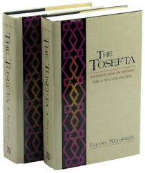 Jacob Neusner / Tosefta Translated From The Hebrew With A New Introduction 2002