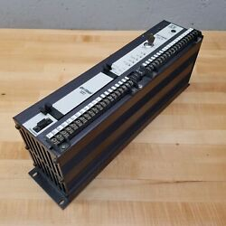 Square D 8020-scp-121r Sy/max Model 100 Controller 120v - Used