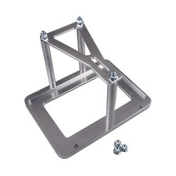 Universal Billet Battery Tray Hold Down Relocation Box For Optima Race Racing