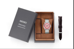 Seiko Presage Cocktail Time Tequila Sunset Sary169 Men's Watch Pink 2020 Jdm New