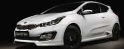 New Body Kits Abs For Kia Pro Ceed Jd 2 2012-2015 Not Paint