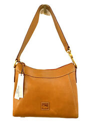 Dooney amp; Bourke Florentine Large Cassidy Hobo in Natural NWT Retail $328 $235.00