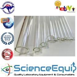 Glass Blowing Tubes Borosilicate Glass Tubing Wall Super Thick 2.2mm- 10mm Od