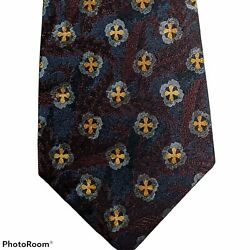 Vintage Polo By Handmade 100 Silk Tie Usa Workwear Suits