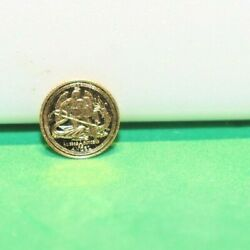Isle Of Man 2020 - 1/64 Angel - 0.5g .9999 Gold Coin