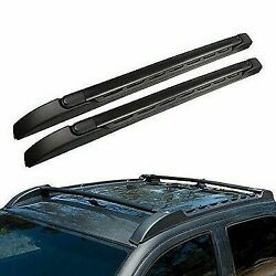Genuine Toyota 2005 And Newer Tacoma Double/crew Cab Stowable Roof Rack Cross Bar