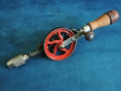Vintage Millers Falls Tools No. 5 Egg Beater Hand Drill