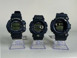 Exclusive New G-shock 25th Anniversary Dawn Black Series Limited Edition Set