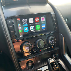 Wireless Apple Carplay And Android Auto Upgrade For Jaguar F-type 2015-2018
