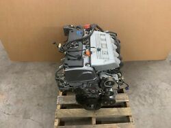 ⭐2013 Acura Tsx Complete 2.4l I4 Engine Block Assembly 152k Miles Oem Lot2185