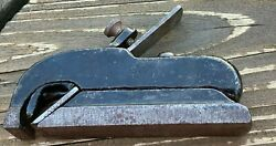 Antique Sargent Tiny Small 4 Wood Working Plane Tool Usa