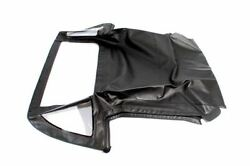 New Convertible Top For Triumph Tr7 Tr8 W Zip Rear Window Made In Usa Black