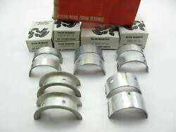Federal Mogul 4397m-20 Engine Main Bearings .020 For Case Tractor 188.3.1