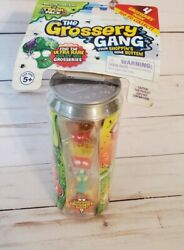 The Grossery Gang Sticky Soda Green Can New Moose Toys