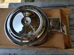 Nos Gm 8995165 Air Cleaner Assembly 1976 Corvette - Chrome Plated