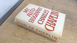 My Autobiography Charles Chaplin 1964 Hardback - Hardcover Excellent Condition