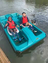 Contour Commander Pedalo Pedal Boat Was Andpound1595 Now Reduced To Andpound1495