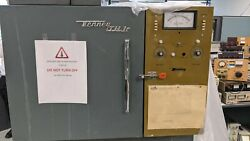Tenney Thjr Environmental Test Chamber Oven Used Selling As Is