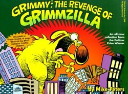 Grimmy Revenge Of Grimzilla Mother Goose And Grimm By Mike Peters Mint