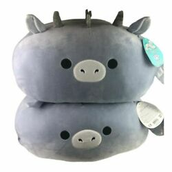 Klaus The Dragon 20 Stackable Squishmallow Soft Pillow 🚛 Free Shipping
