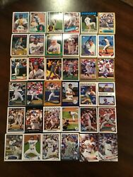 1983-2018 Los Angeles Dodgers Topps Complete Team Sets 36piazza-gibson-puig++
