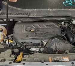 2017 Ford Escape 1.5l Turbo Engine Assembly With 28,243 Miles 2018 2019