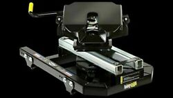 Pullrite 2900 Superglide Industrial Standard Fifth Wheel Hitch 18k Load Capacity