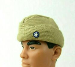 1/6 Scale Kuomintang Symbol Garrison Hat For Most 12 Inch Action Figures Gi Joe