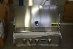 Coyote S-series C2sl30ng 30 Stainless Steel Built-in Gas Grill Nob 106157