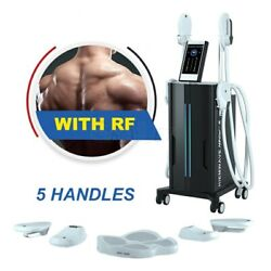 Emslim Rf Handle Optional For Whole Body Sculpting Pelvic Floor Muscle Strengthe