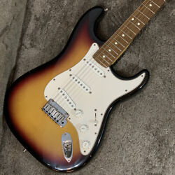 Fender American Standard Stratocaster 3ts Used