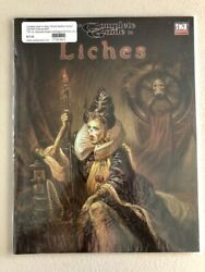 The Complete Guide To Liches D20 Goodman Games Dandd - New