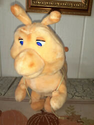 Teddy Ruxpin's Pal Grubby Animated Worlds Of Wonder Wow - Excellent Condition