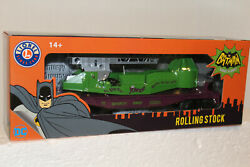 Lionel 1928580 The Jokerandtrade Laughing Gas Missile Car