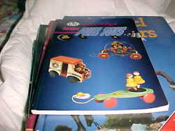 Collector's Digest Price Guide To Pull Toys Fisher-price-gong Bell-toy Tinkers+
