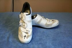 425 Specialized S-works Vent Road Cycling Shoes Sz 43 Eu 9.6 Us Mens 11 Womens