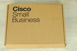 New Cisco Spa525g2 5 Line Ip Phone Telephone System W/ Colour Display 1 Year Wty