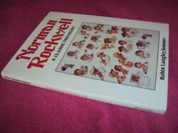 Norman Rockwell A Classic Treasury By Robin Langley Sommer - Hardcover New
