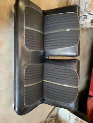 1964 Ford Galaxie Front Split Bench Seat