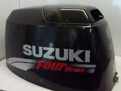 Suzuki Engine Cover Top Cowling 61400-99840-0ep And03998-09 60-70hp