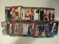 Yo Raps Mtv Old School Sereis 1and2 Base Set Of 150 Non Sport Trading Cards