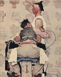 Norman Rockwell Treasury By Thomas S. Buechner - Hardcover Mint Condition