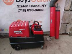 Lincoln Electric Mobiflex 200-m Portable Fume Extractor New Condition 2