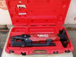 Hilti Dx 9-hsn Digital High-productivity Nailer With Case Powder Actuated  3