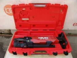 Hilti Dx 9-hsn Digital High-productivity Nailer With Case Powder Actuated  1