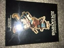 Patterns And Sources Of Zuni Kachinas By Mary Morgan And Barton Wright - Hardcover