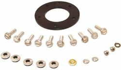 035728-10 Moeller 5 Hole Gasket For Electric Sending Units Includes Mounting Sc