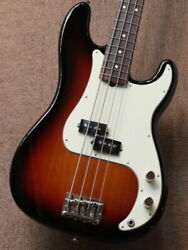 Fender American Professional Precision Bass 3ts / R New Electric Bass