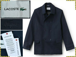 Lacoste Jacket Man 48 52 European / M Xl Eu 320 Andeuro Here For Lessandiexcl Lc02 D-2b