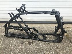 2005 Yamaha Yfz450 Special Edition Oem Stock Frame Bill Of Sale Only
